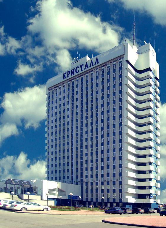 отель Азимут Кристалл Кемерово